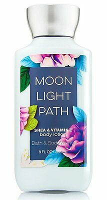 Moonlight Path Body Lotion By Bath   Body Works 8 Oz