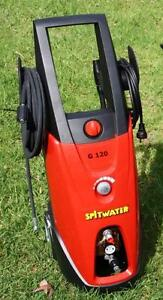 SPITWATER G120 High Pressure Water Cleaner / Blaster 240 V 1800 PSI Washer