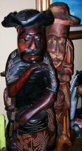 Carved Wood Statues and other Pieces Stratford Kitchener Area image 7