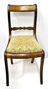 19th Century Walnut Accent Chair $95 each