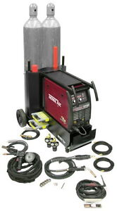Thermal-Arc-Fabricator-252i-MIG-W1004403-TIG-Stick-Welder-W-Dual-Cart-SG