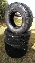 Four MAXXIS BIGHORN - 31x10.5 R15 - Mud 4WD tyre set Woodville West Charles Sturt Area Preview