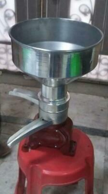 Manual Hand Operated Milk Cream Centrifugal Separator 60 Lph
