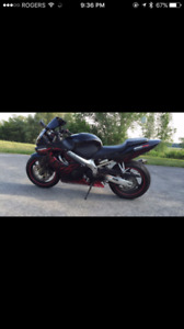 Reduced!! Cbr600f4i honda mint condition