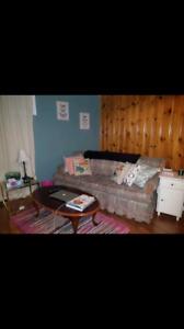 1 Bedroom Basement Apartment for Rent