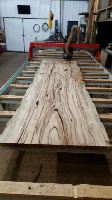 Marri jarrah timber slabs dining tables gumtree for Gumtree beauty table