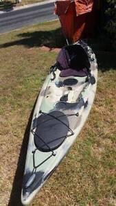 Venus 2 kayak for sale camofluage colours Petrie Pine Rivers Area Preview