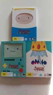 Adventure Time Season 1-3 Complete set