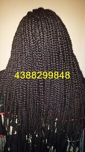 AFRICAN BRAIDS AND HAIRSTYLES AT HOME West Island Greater Montréal image 4