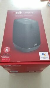 Polk Assist Smart Speaker -Google Assistant-Wireless(BrandNew)