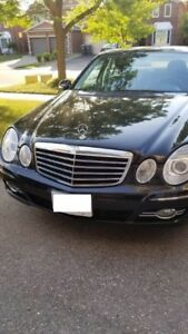2009 Mercedes E300 4matic