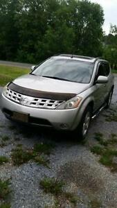 2005 Nissan Murano SUV all wheel drive leather loaded