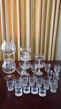 Liquer Glasses: Liquer, Brandy,Irish Coffee,Port,Cocktail,thelots Killara Ku-ring-gai Area Preview