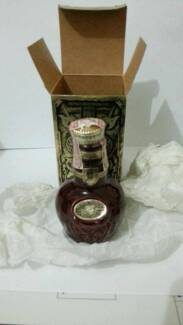 Rare Royal Salute 21yrs old Scotch Collector Edition 50ml $35. East Cannington Canning Area Preview