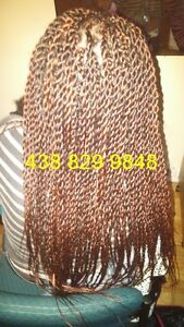 AFRICAN BRAIDS AND HAIRSTYLES AT HOME West Island Greater Montréal image 9