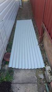 Colorbond roof sheets X 2 Surfmist Woonona Wollongong Area Preview
