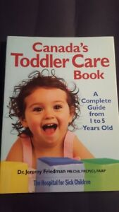For Sale: Book of Complete toddler care from 1 to 5 years old.