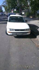 1997 Toyota Corolla Hatchback Liverpool Liverpool Area Preview
