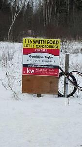 Lot for Sale: 116 Smith Road - NEW PRICE