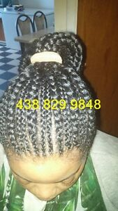 AFRICAN BRAIDS AND HAIRSTYLES AT HOME West Island Greater Montréal image 10
