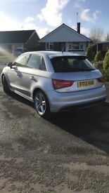 AUDI A1 S LINE with AUDI Warranty and Audi Service