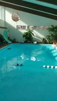 Close/open swimming pools and repairs - SpaTech Edmonton