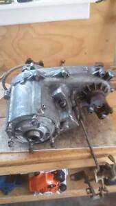 1997 Jeep TJ Transmission, Transfer case and Exhaust