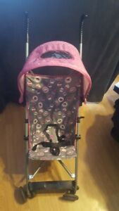 For Sale: Small Foldable Stroller.