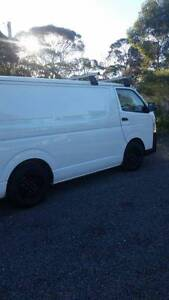 2012 Toyota Hiace Diesel Manual Dublin Mallala Area Preview