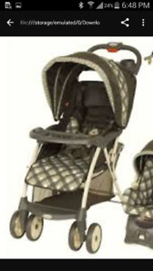 Safety Stroller for sale. Need gone ASAP.