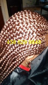 AFRICAN BRAIDS AND HAIRSTYLES AT HOME West Island Greater Montréal image 6