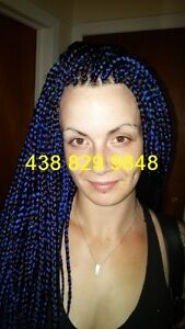 AFRICAN BRAIDS AND HAIRSTYLES AT HOME West Island Greater Montréal image 7