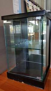 Glass display cabinet Tennyson Hawkesbury Area Preview