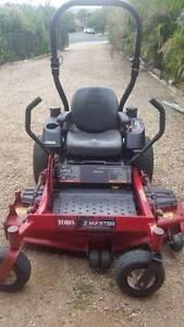 "52"" Toro Zero Turn Ride on Mower Muswellbrook Muswellbrook Area Preview"