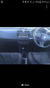 Manual Suzuki swift East Maitland Maitland Area Preview