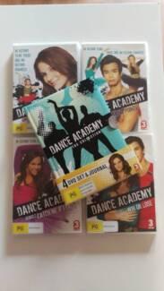 Dance Academy Season 1 and 2 Complete set + Journal