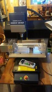 """Roland-MDX-540S-CNC Prototyping Milling Machine """"MAKERSPACE"""""""