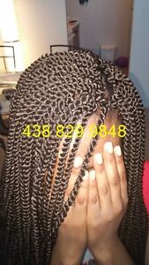 AFRICAN BRAIDS AND HAIRSTYLES AT HOME West Island Greater Montréal image 8