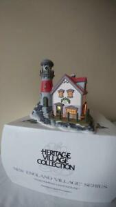 New England Village RETIRED Series 1990's Department 56.