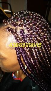 AFRICAN BRAIDS AND HAIRSTYLES AT HOME West Island Greater Montréal image 5