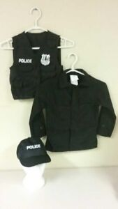 Rubies Costume Co. Young Heroes Child Police Officer Costume,