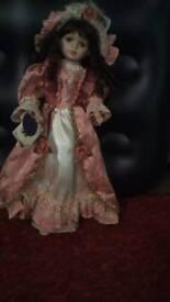 Jiling porcelain doll