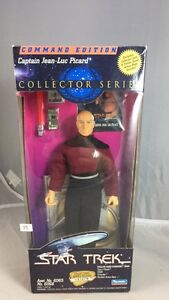 Star Trek Collector Series Command Edition Picard