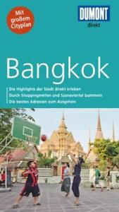 Bangkok Thailand UNGELESEN 2015 Reiseführer + Karte  Dumont direkt