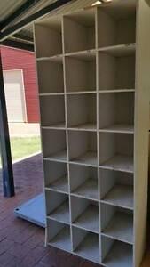 Pigeon Hole shelf Storage Maida Vale Kalamunda Area Preview