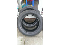 2x 205/55 R16 94V Fighter V6 - Hardly used, fits many cars.