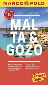 MARCO POLO Reiseführer Malta von Klaus Bötig (2016, Taschenbuch)