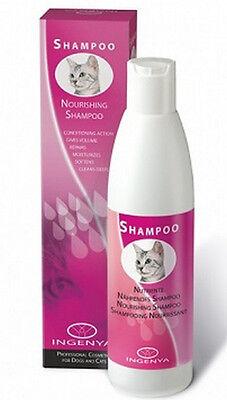 Shampoo Nutriente Gatto (ml.250) - Ingenya