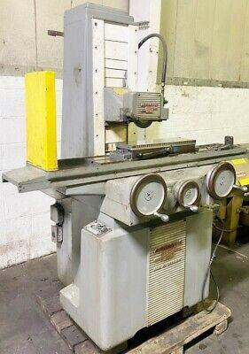 Abrasive 6 X 18 Surface Grinder