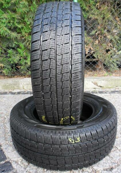 Zimowe Hankook Winter RW06 235/65/16C 2sz 2x7,8mm